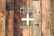 recipes :: lunch + supper