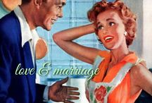love + marriage