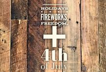 holidays :: fireworks, freedom, + 4th of July