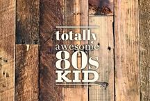 totally awesome 80s kid