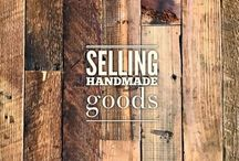 selling handmade goods