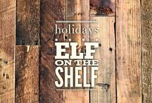 holidays :: Elf on the Shelf