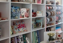 Sewing Room Design / by Dawn Jetchick