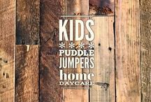 kids :: puddle jumpers (home daycare)