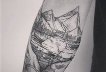 Tattoos & Ink. / Ink. Ink. Ink. !!!