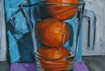 artinko's oil paintings / small daily paintings