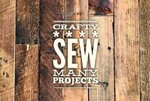 crafty :: sew many projects