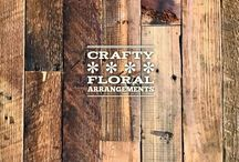 crafty :: floral arrangements