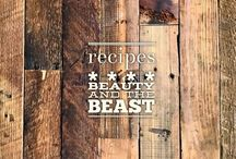 recipes :: Beauty and the Beast / Counting down the days 'til the release of Beauty and the Beast on June 6th! We're celebrating by watching the movie together as a family, and I'm serving up a Beauty and the Beast inspired supper, with the recipes included on this board.