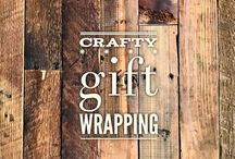 crafty :: gift wrapping