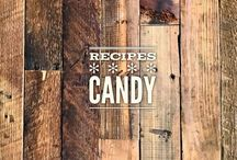recipes :: candy + crunchies