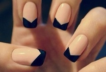 Hair, Nails & Beauty / by Hanna Hanks
