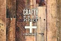 crafty :: knit + crochet