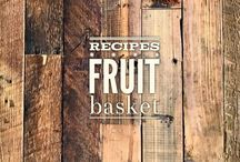 recipes :: fruit basket / ...all things fruit