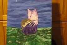 My Paintings / by Marsa Herod