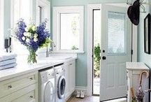 For the Home -- Laundry room/Mud room / by Marliss Bombardier