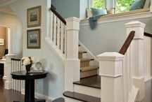 For the Home -- Stairs and Storage / by Marliss Bombardier