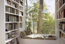 For the Home -- Library/Office / by Marliss Bombardier