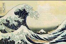 Japón / No tengo nada,  ¡salvo esta quietud,  esta frescura! / by 24symbols