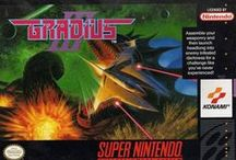 Favorite SNES Games / by Frank Marano