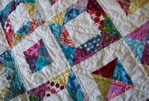 Sewing -- Quilts / by Marliss Bombardier