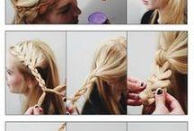 Hair / by Raquel Quesada (All My Things)