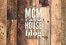 MCM Farmhouse Blog