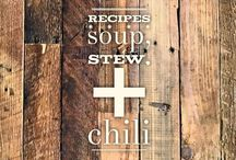 recipes :: soup, stew, + chili
