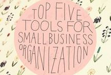 Small Business resources and advice. / Resources which I have found to be incredibly helpful for small businesses and for the creative mind. And some things to remind me to keep on keeping on!