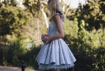 Dainty Dresses (and Skirts) / by Hanna Hanks