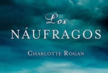 LOS NÁUFRAGOS / Club de lectura de febrero / by 24symbols