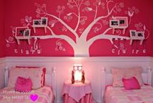 Beds & Bedroom Ideas For Kids / Beds, Decor & DIY Projects For Babies, Toddlers, & Teens / by Michelle Walding-Henning