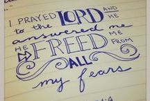 { It's All About God } / by Anna Ford