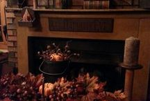 fall at our cabin.. the season we wait for...tom and debbie / just little bits of our home and gardens during this wonderful season.. 10 pins per day please!! / by Debbie Blink