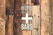 recipes :: brownies + bars
