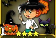Halloween recipes / ricette e idee per Halloween