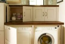 home sweet home -laundry room- / by Alicia Kofroth