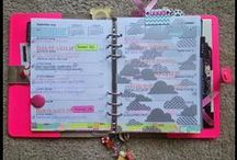 filofax / by Raquel Quesada (All My Things)