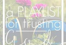 Christian tunes / Oh sweet music. Let theses beautiful tunes speak to your spirit! | fixyoureyesonhim.com | #Christian #self-care #spirit #music #tunes #songs #fixyoureyesonhim