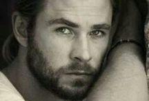 Chris Hemsworth (& Liam)