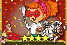Ricette di Carnevale / una raccolta di ricette per Carnevale!