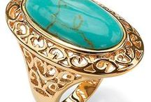 Time for Turquoise / Clothing, handbags, watches and jewelry in this rich, vibrant hue.