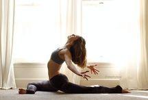 Yoga Asana / by Albany Reed