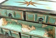 Sea Worthy Decor / Home decorating and craft ideas