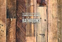 forever home :: bathrooms