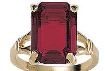 Radiant Ruby Jewelry