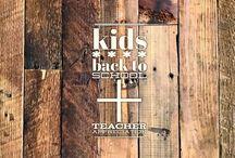 kids :: back to school + teacher appreciation