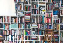 Books {in the home} / by Melissa Miller