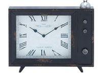 Smart Clocks / #SmartHome #HomeDecor