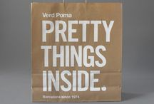 Packaging  Design / I love packaging!